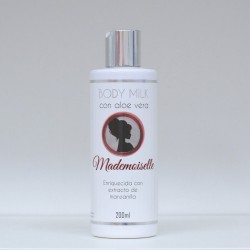 Body Milk Mademoiselle.
